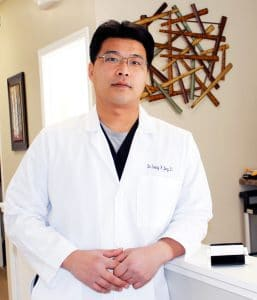 Chiropractor Elgin IL Seung Hyun Jung